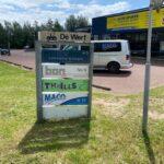 Bord voor MACO Autoschadeherstel