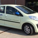 Leenauto van Maco Autoschadeherstel uit Loenen