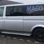 De bus van Maco Autoschadeherstel