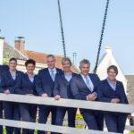 Het team Van Dijk Uitvaartonderneming uit Breukelen